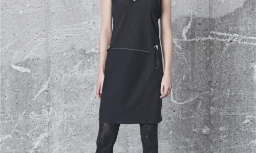 High  –  Jacquard jurk